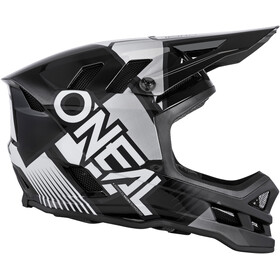 O'Neal Blade Polyacrylite Helm Delta, black/white